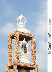 belfry - Belfry Built with rock formations up to as high a...