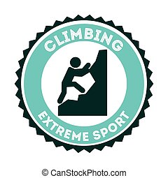 extreme sport design, vector illustration eps10 graphic