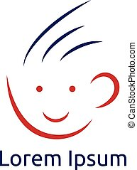 Tea or coffee cup - Vector cup of coffee or tea with smile...