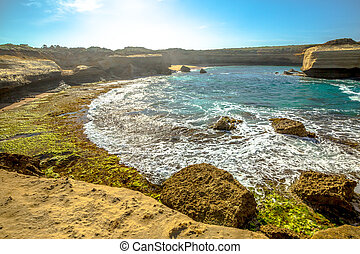 Port Campbell Victoria - Loch Ard Gorge, one of the main...
