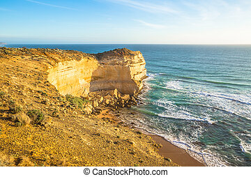 Port Campbell National Park - Twelve Apostles at sunset, one...