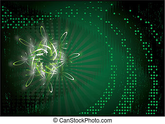 stok - dark abstract background for design and designers...