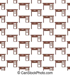Table Office pattern background