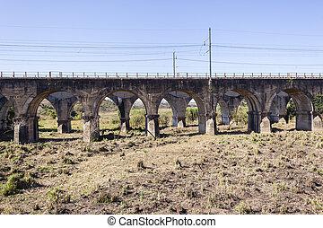 Train Railway Bridges
