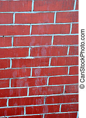 Wall brickwork texture background - Abstract grunge wall...