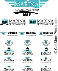 Marina advantage fund energy logo, it also better for...