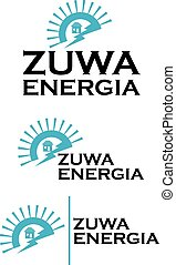 Zuwa logo - EPS format available