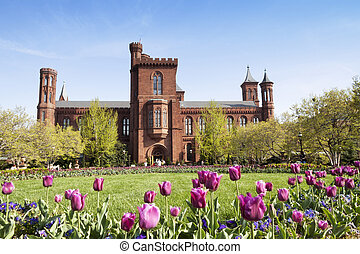 Smithsonian Building - The original Smithsonian...
