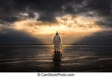 Return Jesus - Image of what Jesus may look like as He...