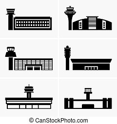 Airports - Set of Airports