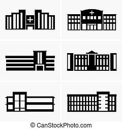 Hospitals - Set of Hospitals