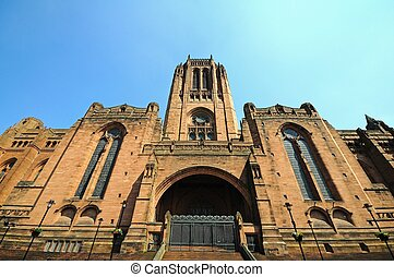 Liverpool Anglican Cathedral - Liverpool Anglican Cathedral,...