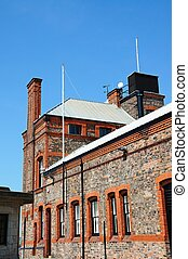 The Old Pilotage, Liverpool - The Old Pilotage building...