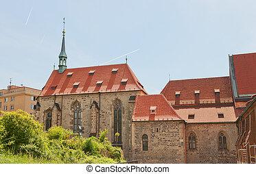 Convent of Saint Agnes, Prague, Czech Republic - Convent of...