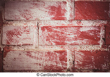 Old grunge brick wall background - Old grunge brick wall...
