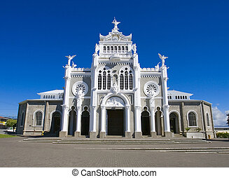 Santurio Nacional in Cartago, Costa Rica - The National...
