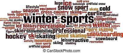 Winter sports-horizon [Converted].eps - Winter sports word...