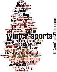 Winter sports-vertical [Converted].eps - Winter sports word...
