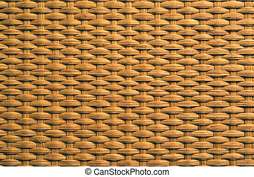 Rattan weave texture - Natural rattan weave texture...