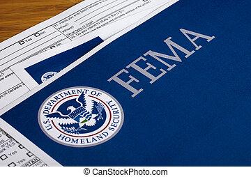 FEMA US Homeland Security Form - FEMA US Homeland Security...