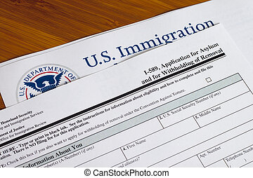 Application for asylum and for withholding of removal to...