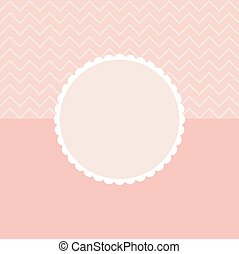 Vintage background design template.