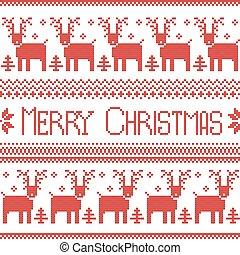 Scandinavian inspired Merry Xmas - Scandinavian inspired...