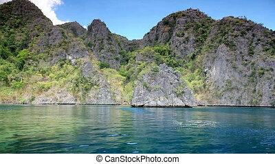 Coron island - View on the Coron island, Palawan,...