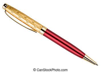 鋼筆, 泉水, 被隔离, 寫