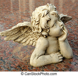 bust of cupid