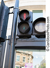 red pedestrian traffic lights - highway code, traffic and...
