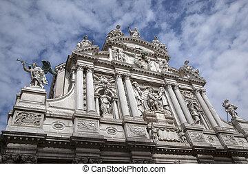 Santa Maria del Giglio Church, Venice, Italy