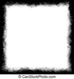Grungy Square Frame