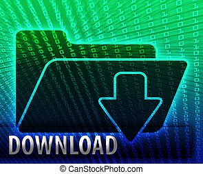 Data information download folder - Data information download...