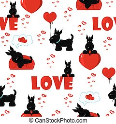 Background for Valentine's Day