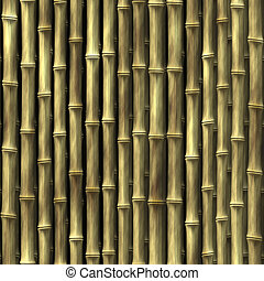 Bamboo plants wallpaper - Bamboo plant stems vegetation...