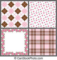 Valentine Patterns