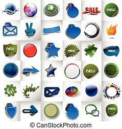 Label & Sticker Design