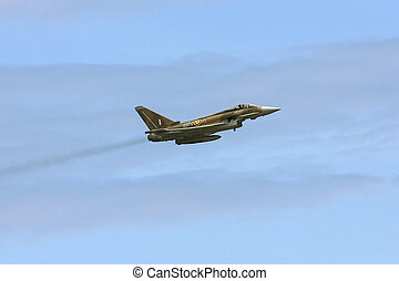 Eurofighter Typhoon - The Eurofighter Typhoon is a...