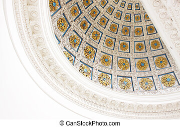 Architecture dome - Architecture classical style ancient old...
