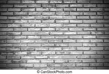 Background of old brick wall texture, grunge wall