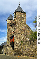 Helpoort, Maastricht - Helpoort, or Hells Gate, is the...