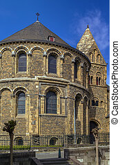 Basilica of Our Lady, Maastricht - The Basilica of Our Lady...
