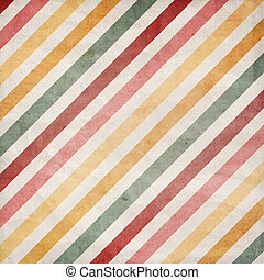 Vintage diagonal stripes pattern