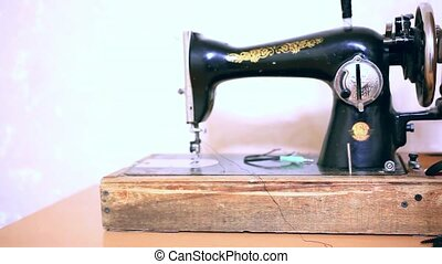 Antique Sewing Machine - Antique old Sewing Machine...
