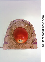 Tomato in Winnowing Fan