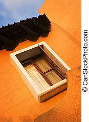 Open Breeze Window - A second story window gets a cool ocean...