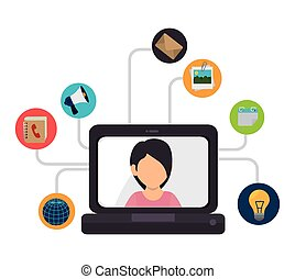 Multimedia and technology design.
