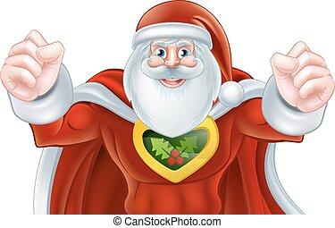 Santa Christmas Hero