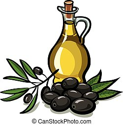 Olive oil Clipart and Stock Illustrations. 6,606 Olive oil vector ...
